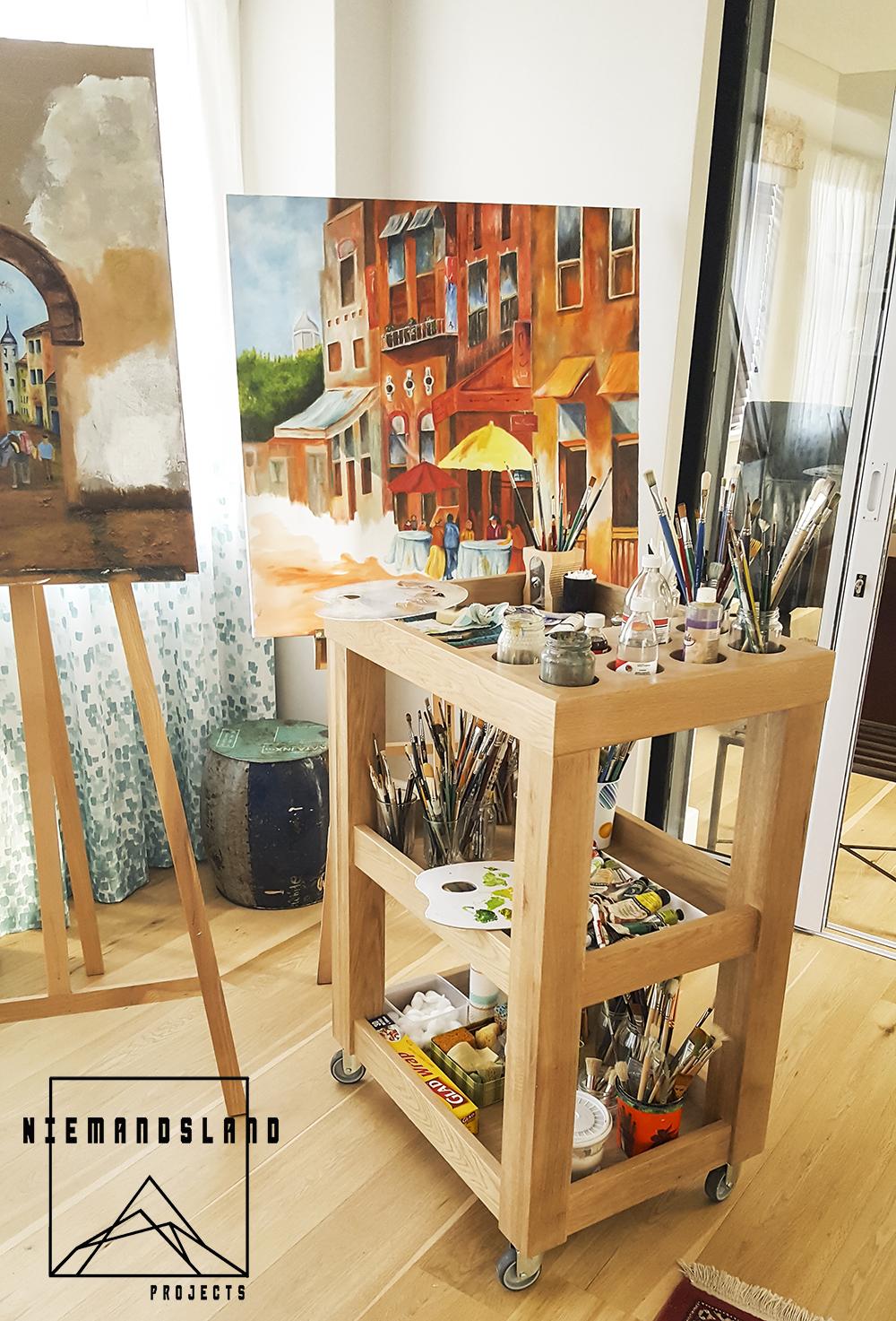 Niemandsland Projects - Cadan cupboards - Furniture