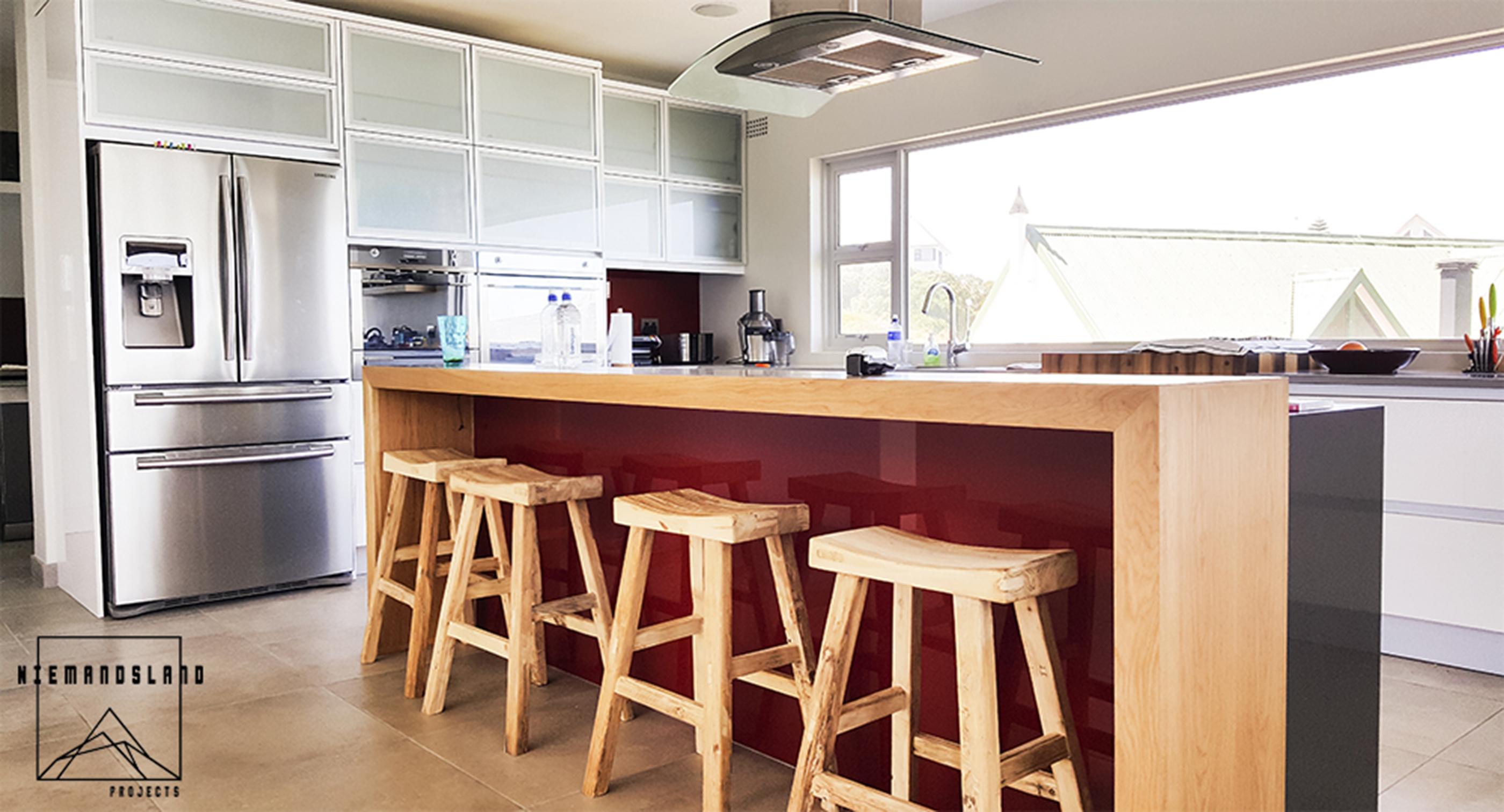 kitchen - Niemandsland and cadan cupboards