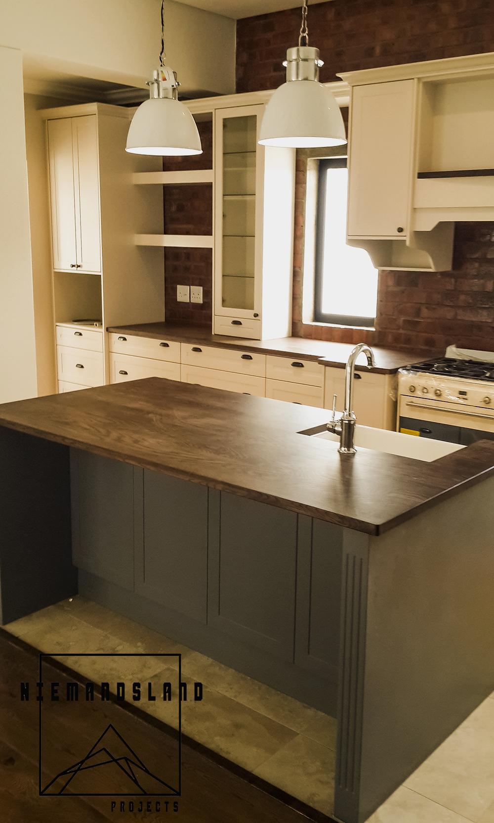 Niemandsland - Cadan cupboards - interior finish